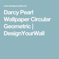 darcy pearl circular geometric modern wallcovering darcy pearl wallpaper circular geometric designyourwall with images pearl wallpaper