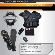 umpire equipment packages basic umpire equipment package purchase officials supplies