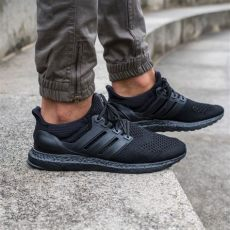 the black adidas ultra boost bb4677 releases in a few hours housakicks - Adidas Ultra Boost 40 Triple Black Bb6171