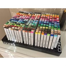 copic sketch 358 copic sketch marker pen 358 colors multiliner craft scrapbooking drawing how to create