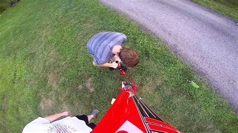 backyard rocket launch youtube
