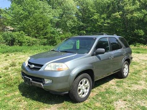 2001 acura mdx sale connecticut carsforsale