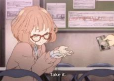 give me attention gif anime crunchyroll forum bait loud