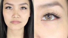 solotica contact lenses on dark brown eyes best color contacts for brown solotica hidrocor hazelnut avela review