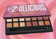 w7 delicious eye palette get delicious w7 s bold and berry eye palette w7 cosmetics