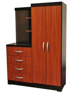 ropero tocador con im 225 genes ropero de madera muebles para tienda muebles de madera sala - Disenos De Roperos De Madera Modernos