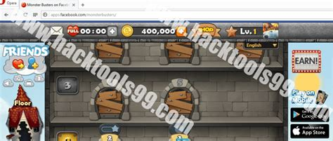 monster busters hack cheat download 2020 working tool