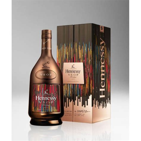 hennessy vsop privilege collection 8 limited edition cognac