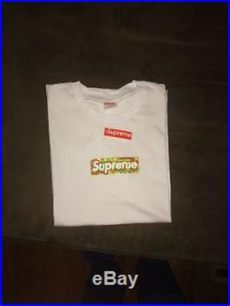 supreme bape box logo 2002 2002 bape supreme box logo t shirt m new a bathing ape psyche camo