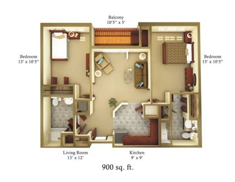 900 square foot house plans propertygicbricks microsite buy