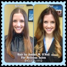 bellezza salon - Hair Jazz Reviews Before And After
