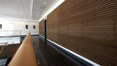 wood wall cladding panels interior 5 variations of interior wood cladding kebony