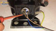 arranque de compresor de refrigerador arrancar manualmente compresor frigor 237 fico sistema de arranque manually start the