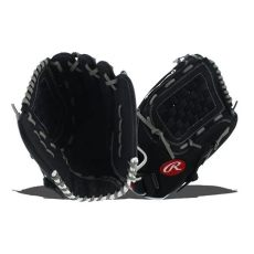 slow pitch softball gloves rawlings 2017 rawlings renegade 14 quot outfield pitch softball glove r140bgb justballgloves