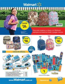 mochilas escolares en walmart ofertas ahora - Walmart Mochilas Escolares