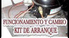 arranque de compresor de refrigerador funcionamiento e instalacion kit de arranque compresor nevera