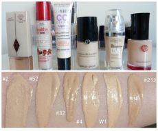 review koh do aqua foundation 213 before after pictures swatches makeup mind - Koh Gen Do Aqua Foundation 123 Vs 213