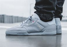 yeezy calabasas grey on feet adidas yeezy powerphase grey releasing soon official images