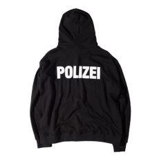 vetements polizei hoodie black new vetements polizei pouch hoodie buy vetements