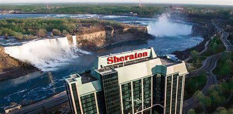 sheraton falls hotel niagara falls canada resort reviews