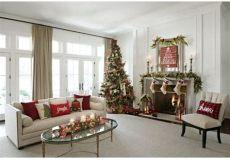 decoracion de navidad salas pequenas 2018 como decorar tu sala esta navidad 2019 2020