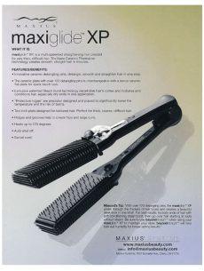maxiglide xp 2 reviews maxiglide xp 2 quot flat iron mx 503 hair straightening iron flat iron hair styles flat iron