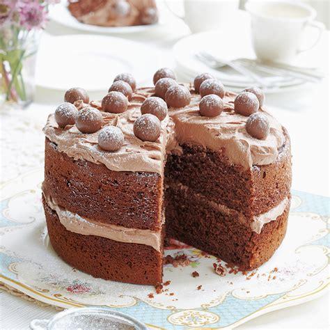 mary berry malted chocolate cake recipe dessert recipes