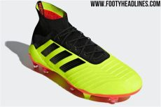botines adidas predator 2018 botitas energy mode adidas predator 2018 world cup boots released footy headlines