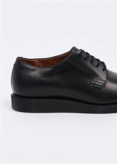 red wing oxford work shoes wing shoes 101 heritage work oxford postman shoes black