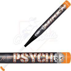new miken psycho miken psycho isenhower slowpitch softball bat supermax usssa spizmu