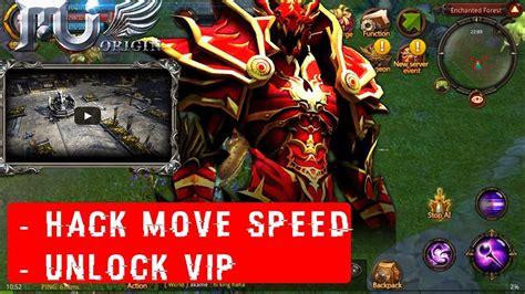 origin sea mod apk hack move speed x3