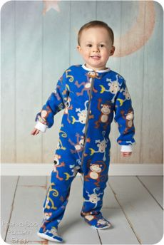 boy foosites for kids footed pajamas for children clothing