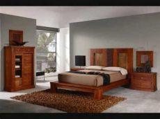 recamaras rusticas de madera 4 dormitorios de madera de pino wmv
