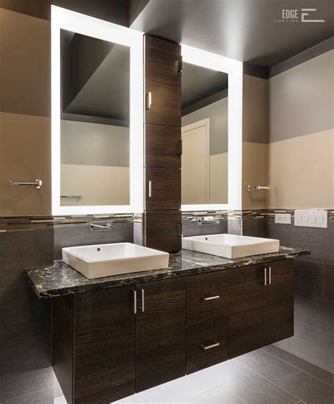 installation gallery edge lighting 2020 modern bathroom lighting