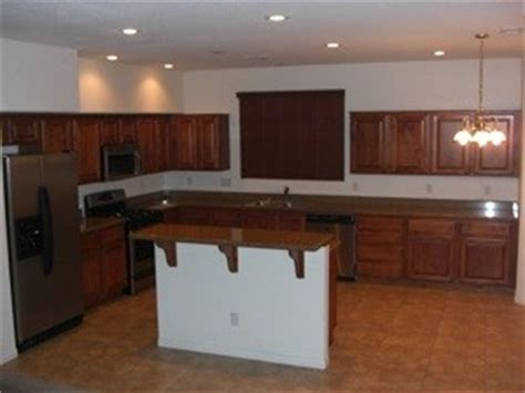 paint color advice kitchen cherry cabinets thriftyfun