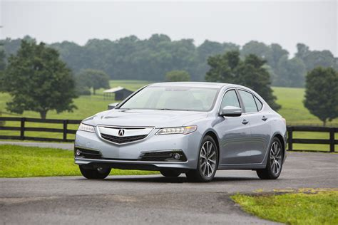 2015 acura tlx review ratings specs prices photos