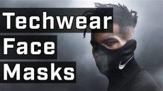 the best types of mask for techwear - Techwear Face Mask