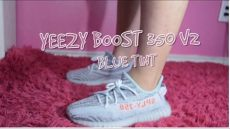 yeezy boost 350 v2 womens size guide hypebae series yeezy boost 350 v2 blue tint womens sizing review on foot