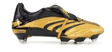 botines adidas predator 2006 adidas predator absolute gold and black 2006 world cup edition soccer boots soccer shoes