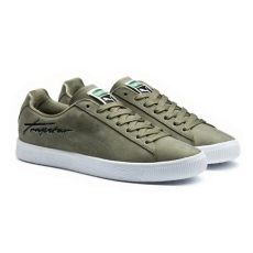 puma x trapstar clyde jual x trapstar clyde bold original olive di lapak supersell id supersellisdeadaje