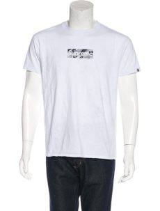 supreme x bape t shirt supreme x bape box logo t shirt clothing wspme20460 the realreal