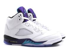 nike air 5 grape white new emerald grape blue novoid plus - Nike Air Jordan 5 Grape