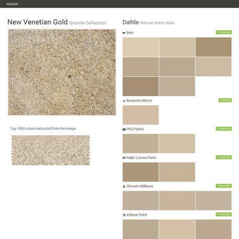 venetian gold granite collection natural stone slabs daltile