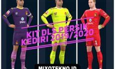 kit dls gojek liga 2 kit dls persik kediri 2019 2020 liga 2 terbaru league soccer 2019