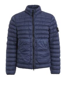 stone island garment dyed micro yarn down jacket island garment dyed micro yarn jacket padded jackets 6515 40724v00 28