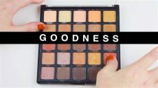 morphe 25a palette swatches morphe 25a copper spice palette up swatches