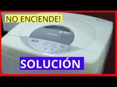 mi lavadora no enciende mi lavadora no enciende solucionado reemplazo de fusible