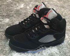 air jordan 5 black nike air 5 og black metallic silver 2016 sneaker bar detroit