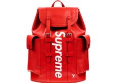 louis vuitton x supreme christopher backpack epi pm - Supreme Louis Vuitton Backpack Price