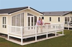 caravan veranda kits caravan verandas from sm welding veranda decking specialists